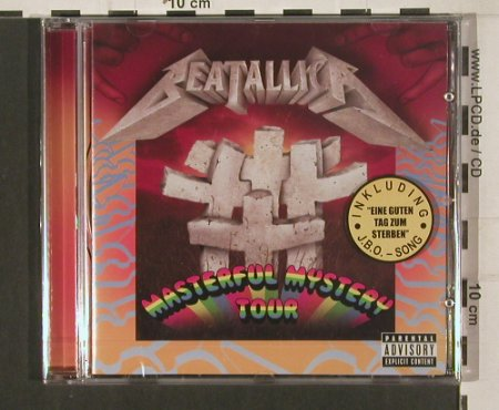 Beatallica: Masterful Mystery Tour, FS-New, Oglio(), , 2009 - CD - 80082 - 10,00 Euro
