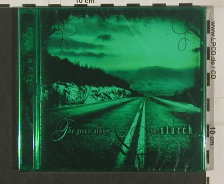 Strurch: The Green Album, FS-New, Swell Creek(SWCR), , 2009 - CD - 80103 - 10,00 Euro