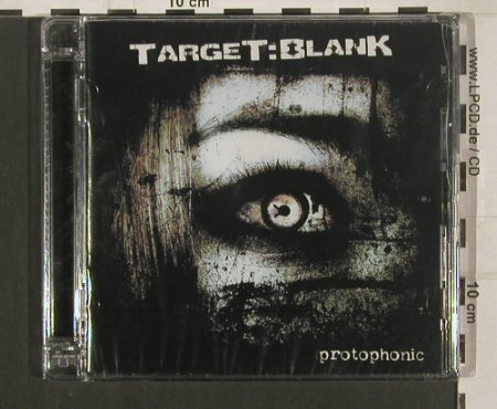 Target:Blank: Protophonic, FS-New, Artist Station Records(ASR 036), , 2009 - CD - 80107 - 10,00 Euro