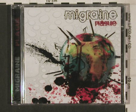 Migraine: Plague, FS-New, Lengua Armada/Fragment(), , 2008 - CD - 80119 - 10,00 Euro