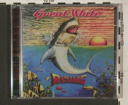Great White: Rising, Frontiers(FR CD 407), I, 2009 - CD - 80159 - 10,00 Euro