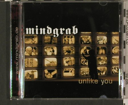 Mindgrab: Unlike You, Mad Mob(MM 37), D,  - CD - 80244 - 7,50 Euro