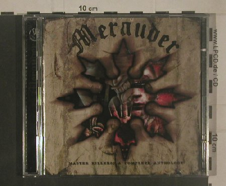 Merauder: Master Killer, A Complete Anthology, Century Media(77634-2), D, 2007 - 2CD - 80405 - 10,00 Euro