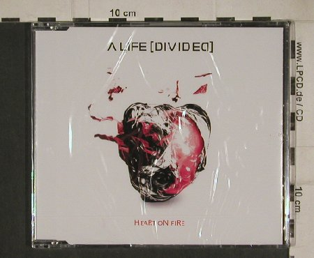 A Live[Divided]: Heart on Fire+2, FS-New, AFM(AFM 316-5), EU, 2010 - CD5inch - 80596 - 3,00 Euro