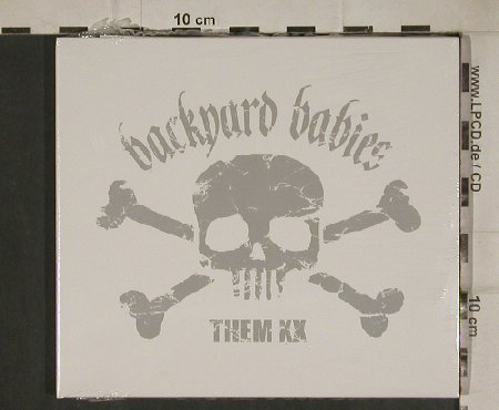 Backyard Babies: Them XX, Digi, FS-New, Versity(BDB003), , 2009 - CD - 80645 - 5,00 Euro