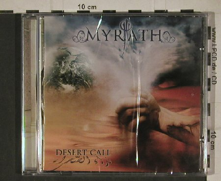 Myrath: Desert Call, FS-New, XIIIbisRec(70022640763), , 2010 - CD - 80647 - 10,00 Euro