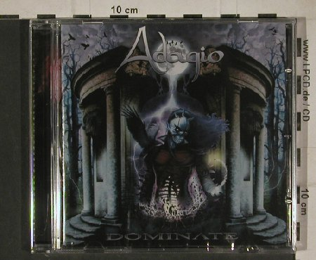 Adagio: Dominate, FS-New, XIIIbisRec(70022640774), , 2010 - CD - 80649 - 7,50 Euro