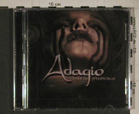 Adagio: A Band In Upperworld, FS-New, XIIIbisRec(70022640771), Ri, 2010 - CD - 80650 - 7,50 Euro