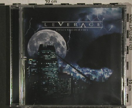 Leverage: Circuss Colossus, FS-New, Spinefarm Rec.(SPI357cd), EU, 2009 - CD - 80682 - 10,00 Euro