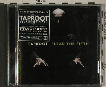 Taproot: Plead the Fifth, FS-New, Victory(VR566), US, 2010 - CD - 80683 - 7,50 Euro