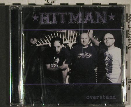 Hitman: Overstand, FS-New, Swell Creek(SWSH031), , 2010 - CD - 80686 - 5,00 Euro