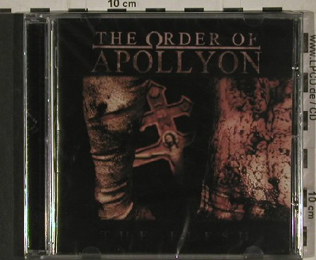 Order of Apollyon: The Flesh, FS-New, Listenable Records(POSH133), , 2010 - CD - 80691 - 5,00 Euro