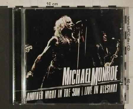 Monroe,Michael: Another Night in t.Sun,LiveHelsinki, Spinefarm Rec.(SPI376cd), , 2010 - CD - 80712 - 7,50 Euro