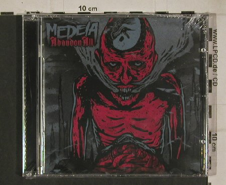 Medeia: Abandon All, FS-New, Spinefarm Rec.(SPI393cd), , 2011 - CD - 80723 - 7,50 Euro