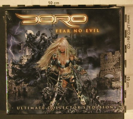 Doro: Fear No Evil,Ultimate Coll.Edition, AFM,BoxSet(AFM 313-3), EU,FS-New, 2010 - CD - 80750 - 20,00 Euro