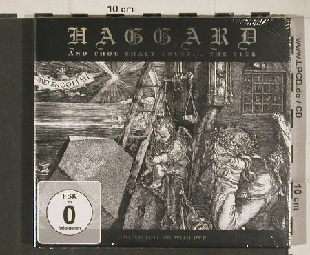 Haggard: And Thou Shalt Trust..the Seer,Digi, Nattvind Rec.(NR005), FS-New, 2011 - CD/DVD - 80802 - 12,50 Euro