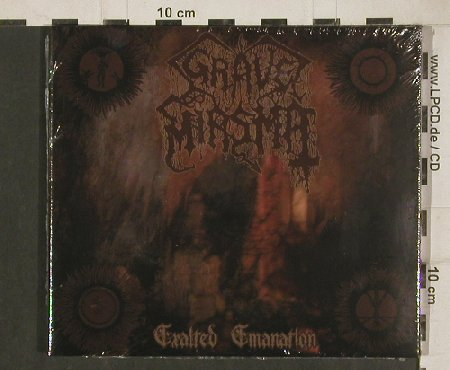 Grave Miasma: Exalted Emanation, Digi, FS-New, (SVRcd03), , 2011 - CD - 80811 - 10,00 Euro