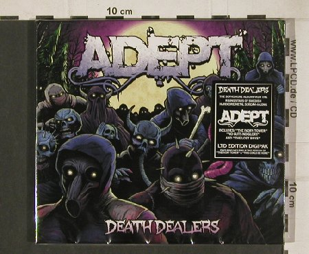 Adept: Death Dealers, Digi, FS-New, Panic & Action(), , 2011 - CD - 80812 - 10,00 Euro