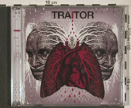 Eyes of a Traitor , The: Breathless, FS-New, Listenable Records(POSH135), , 2010 - CD - 80882 - 7,50 Euro