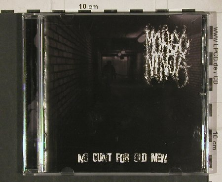 Mongo Ninja: No Cunt for Old Men, Indie Recordings(INDIE051cd), , 2010 - CD - 80910 - 7,50 Euro