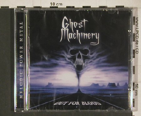 Ghost Machinery: Out For Blood, FS-New, Limb(LMP 1008-124), D, 2010 - CD - 80919 - 5,00 Euro