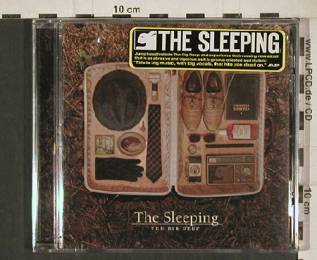Sleeping: The Big Deep, FS-New, Victory(VR 599), , 2010 - CD - 80925 - 5,00 Euro