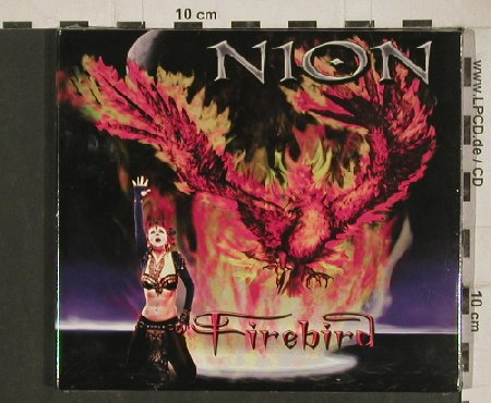 Nion: Firebird, Digi, FS-New, Artist Station Rec.(ASR 065), EU, 2010 - CD - 80938 - 7,50 Euro