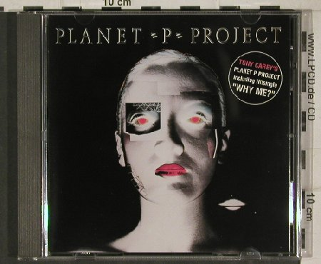 Planet P Project: Same, (Why Me ?), Geffen(), D, 1983 - CD - 81053 - 7,50 Euro