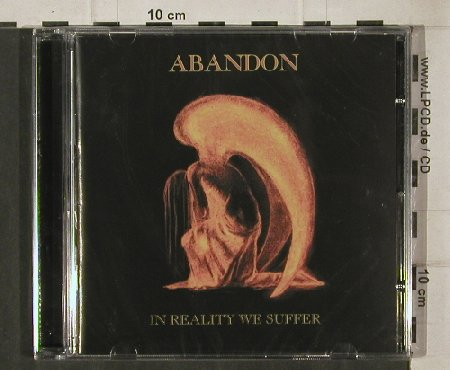 Abandon: In Reality We Suffer, FS-New, Code:Breaker(Codex02), UK, 2004 - CD - 81208 - 7,50 Euro