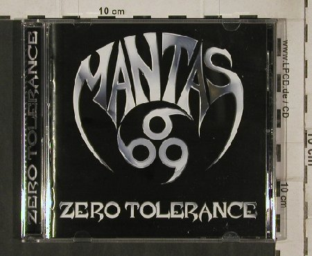 Mantas: Zero Tolerance, Demolition(DEMcd 139), , 2004 - CD - 81253 - 10,00 Euro