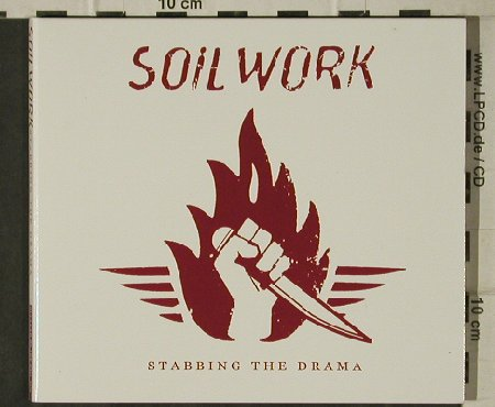 Soilworks: Stabbing the Drama, Digi, Nucl.Blast(27361 13770), D, 2005 - CD - 81479 - 7,50 Euro