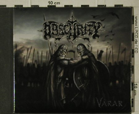 Obscurity: Varar, Digi, FS-New, Trouzorn(TZ 017), , 2009 - CD - 81604 - 12,50 Euro