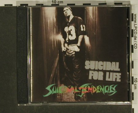 Suicidal Tendencies: Suicidal For Life, Epic(), A, 1994 - CD - 82207 - 7,50 Euro