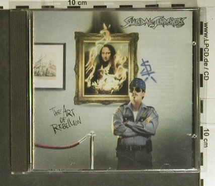Suicidal Tendencies: The Art Of Rebellion, Epic(), , 1992 - CD - 82208 - 10,00 Euro