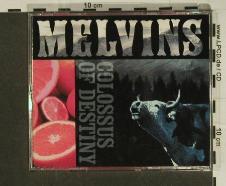 Melvins: Colossus Of Destiny, Ipecac(IPC-14), EU, 2001 - CD - 82336 - 7,50 Euro