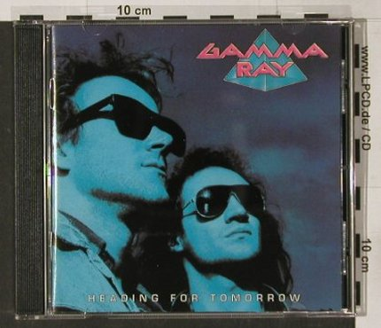 Gamma Ray: Heading For Tomorrow, Noise(N 0151-2), , 1990 - CD - 82338 - 10,00 Euro