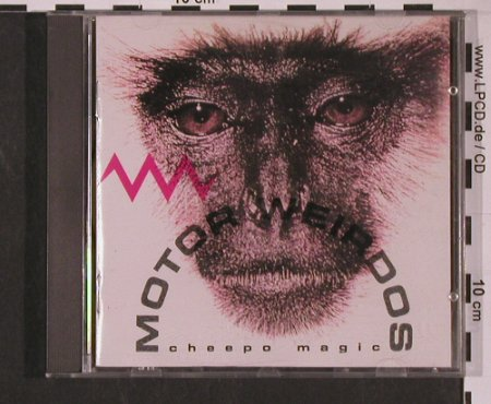 Motor Weirdos: Cheepo Magic, Rebel(), D, 1991 - CD - 82347 - 5,00 Euro