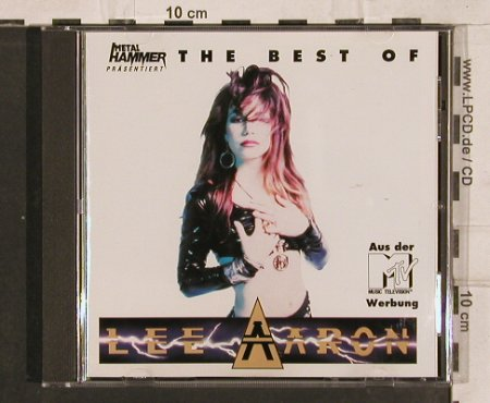 Aaron,Lee: The Best Of, Attic(), D, 1992 - CD - 82834 - 7,50 Euro