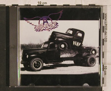Aerosmith: Pump, Geffen(), D, 1989 - CD - 82836 - 5,00 Euro