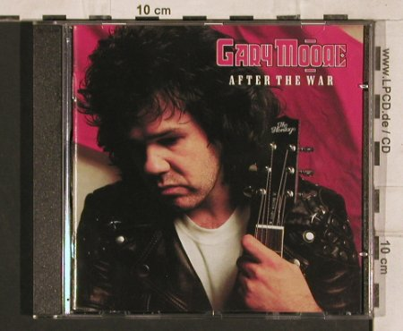 Moore,Gary: After The War, Virgin(), , 1989 - CD - 83229 - 7,50 Euro