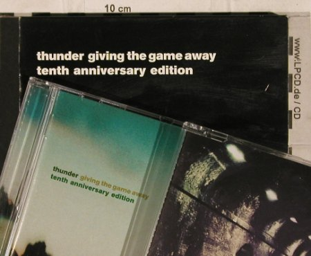 Thunder: Giving The Game Away+ CD5, Eagle(), EC, 1999 - 2CD - 83363 - 12,50 Euro