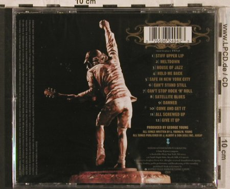 AC/DC: Stiff Upper Lip, FS-New, Elektra(), D, 2000 - CD - 83519 - 10,00 Euro