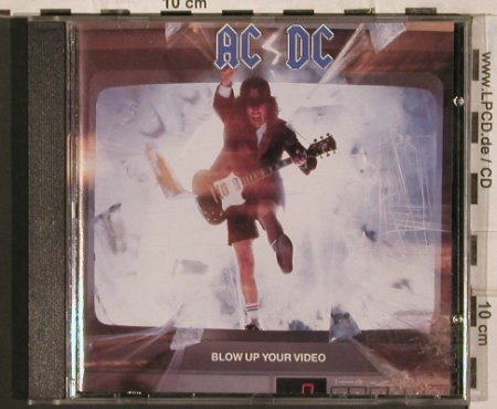 AC/DC: Blow Up Your Video, Atlantic(), D, 1988 - CD - 83522 - 7,50 Euro