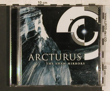 Arcturus: The Sham Mirrors, Ad Astra(), D, 2002 - CD - 83524 - 7,50 Euro