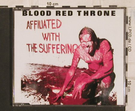 Blood Red Throne: Affiliated with the Suffering,Promo, Hammerheart  Records(HHR126), 11Tr.,  - CD - 83538 - 10,00 Euro