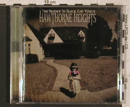 Hawthorne Heights: The Silence in Black and White, Victory , FS-New(), US, co, 2004 - CD - 83567 - 5,00 Euro