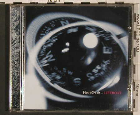Headcrash: Lifeboat, Dragnet(), D, 1998 - CD - 83570 - 5,00 Euro