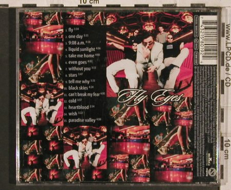 H-BlockX: Fly Eyes, SingSang(), EU, 1998 - CD - 83575 - 6,00 Euro