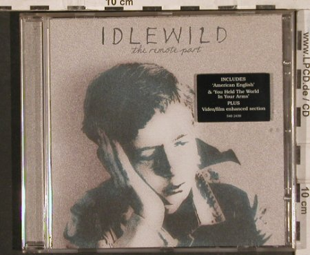 Idlewild: The Remote Part, Parlophone(), EU, 2002 - CD - 83580 - 5,00 Euro
