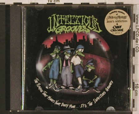Infectious Grooves: The Plague That Makes You, Epic(), A, 1991 - CD - 83582 - 7,50 Euro